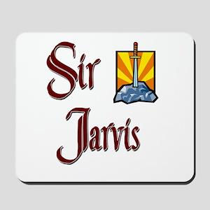 Sir Jarvis Mousepad