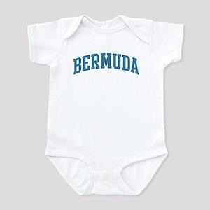 Bermuda (blue) Infant Bodysuit