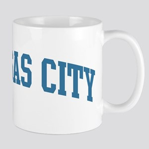 Kansas City (blue) Mug