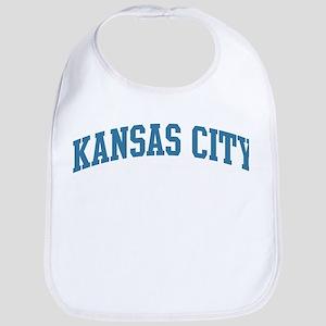 Kansas City (blue) Bib