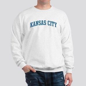 Kansas City (blue) Sweatshirt