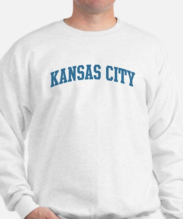 Kansas City (blue) Sweater