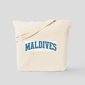 Maldives (blue) Tote Bag