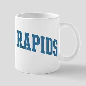 Grand Rapids (blue) Mug