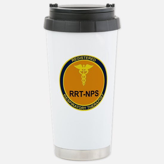 RRT-NPS Emblem Stainless Steel Travel Mug