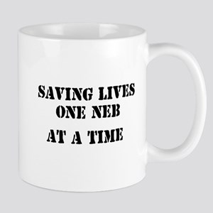 Saving Lives Mug