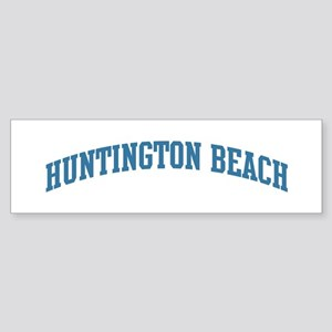 Huntington Beach (blue) Bumper Sticker