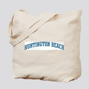 Huntington Beach (blue) Tote Bag