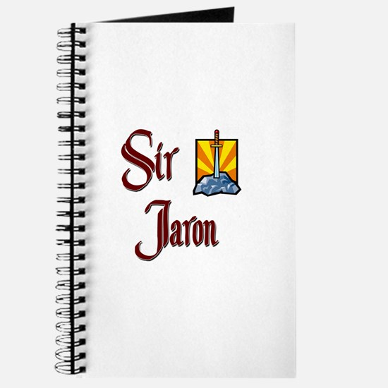 Sir Jaron Journal