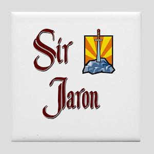 Sir Jaron Tile Coaster