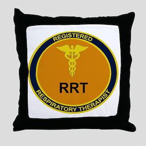 RRT Emblem Throw Pillow