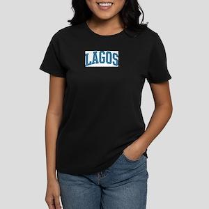 Laguna Niguel (blue) Women's Dark T-Shirt