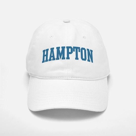 Hampton (blue) Baseball Baseball Cap