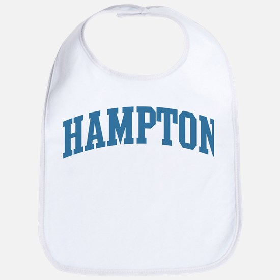 Hampton (blue) Bib