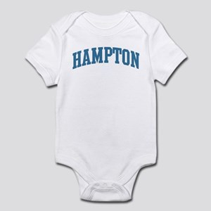 Hampton (blue) Infant Bodysuit