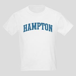 Hampton (blue) Kids Light T-Shirt