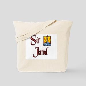 Sir Jarod Tote Bag