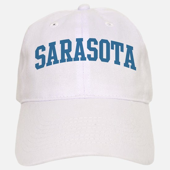 Sarasota (blue) Baseball Baseball Cap