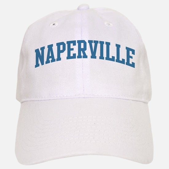 Naperville (blue) Baseball Baseball Cap