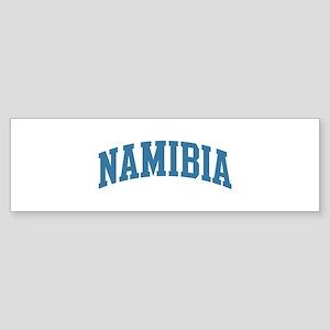 Namibia (blue) Bumper Sticker