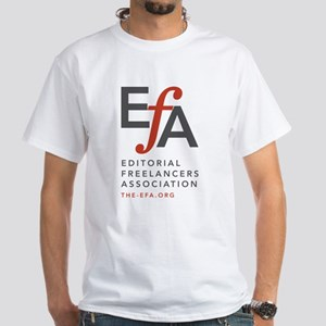 EFA White T-Shirt