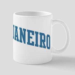 Rio de Janeiro (blue) Mug