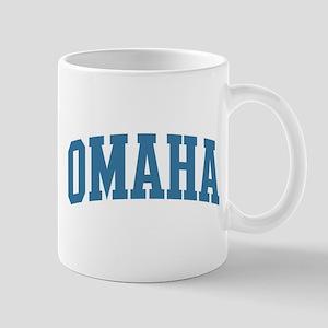 Omaha (blue) Mug