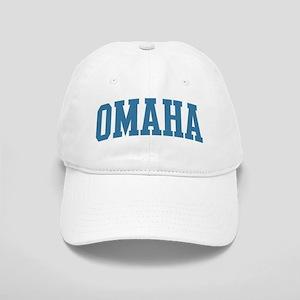 Omaha (blue) Cap