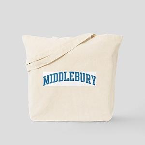 Middlebury (blue) Tote Bag