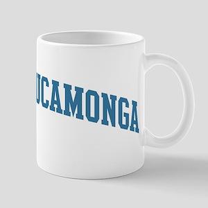 Rancho Cucamonga (blue) Mug