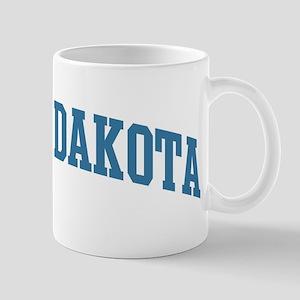 North Dakota (blue) Mug