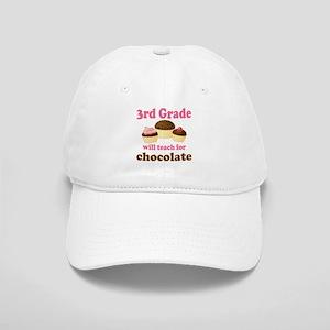 Funny 3rd Grade Cap