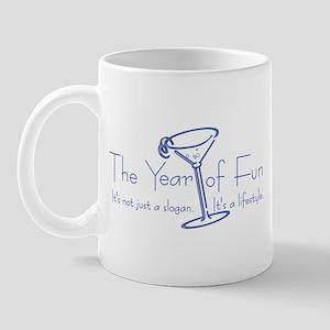 Year of Fun Mug