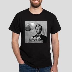 Lincoln's Birthday Dark T-Shirt