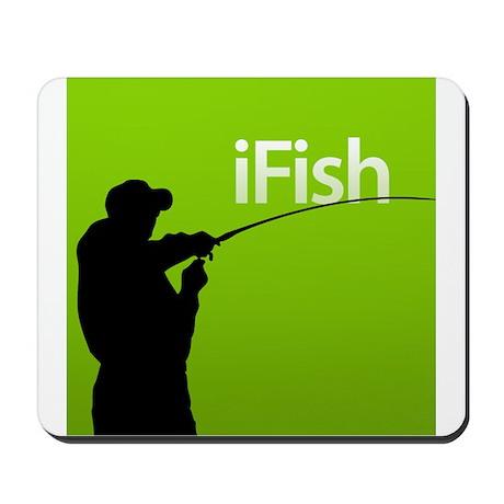 iFish Mousepad