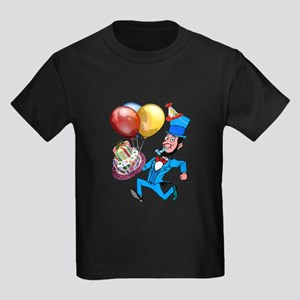 Lincoln's Birthday Kids Dark T-Shirt