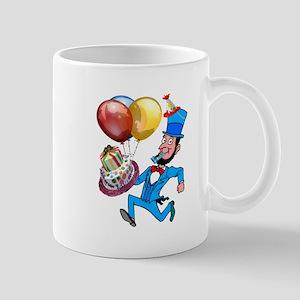 Lincoln's Birthday Mug