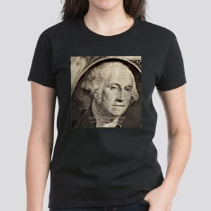 George Washington Women's Dark T-Shirt
