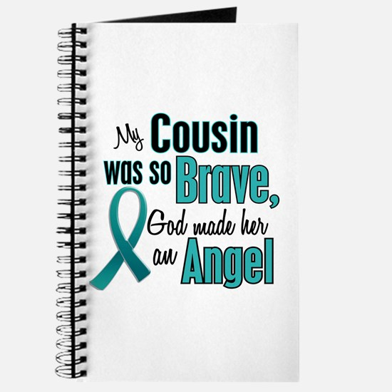 Angel 1 TEAL (Cousin) Journal