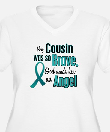 Angel 1 TEAL (Cousin) T-Shirt