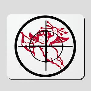 kill cupid /2 Mousepad