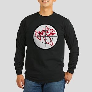 kill cupid /2 Long Sleeve Dark T-Shirt