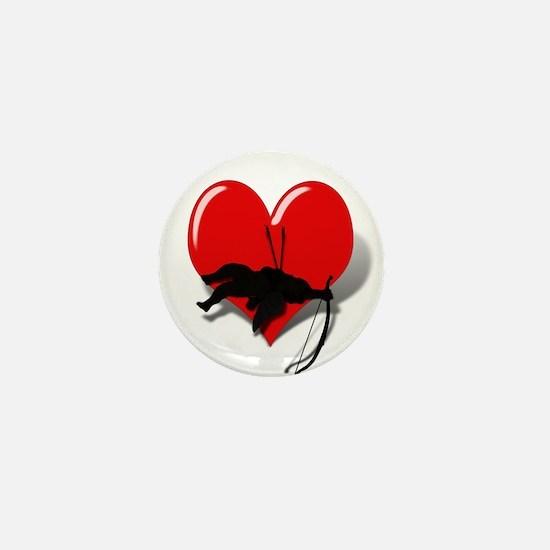 Cute Antivalentine Mini Button