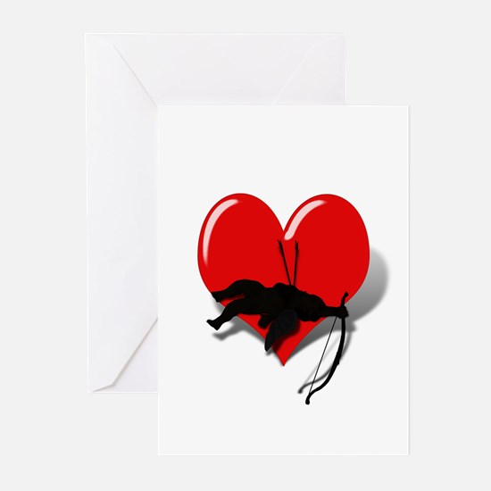 Cute Antivalentine Greeting Cards (Pk of 20)