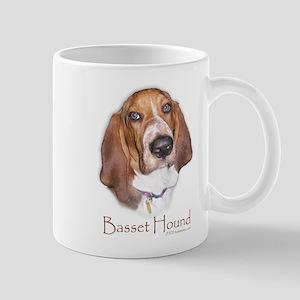 Basset Hound Design Mug
