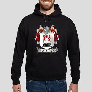 Flaherty Coat of Arms Hoodie (dark)