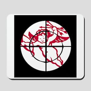 kill cupid /1 Mousepad