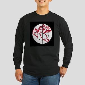 kill cupid /1 Long Sleeve Dark T-Shirt