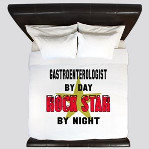 Gastroenterologist By Day, Rock Star By King Duvet