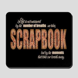 Scrapbooker's Mousepad